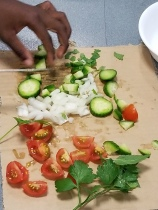 Lesson 4 Making Tabbouleh(1)