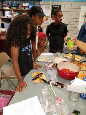 Lesson 5 Adding Ingredients to Tomato Jam(1)