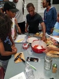 Lesson 5 Adding Ingredients To Tomato Jam(2)