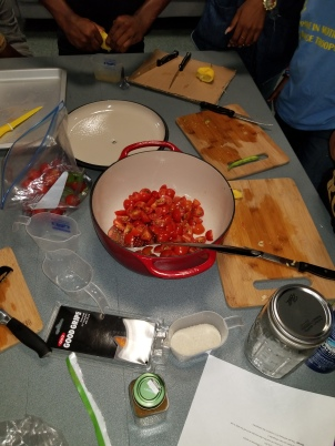 Lesson 5 Making Tomato Jam